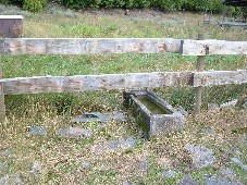 Perpetial water troughs